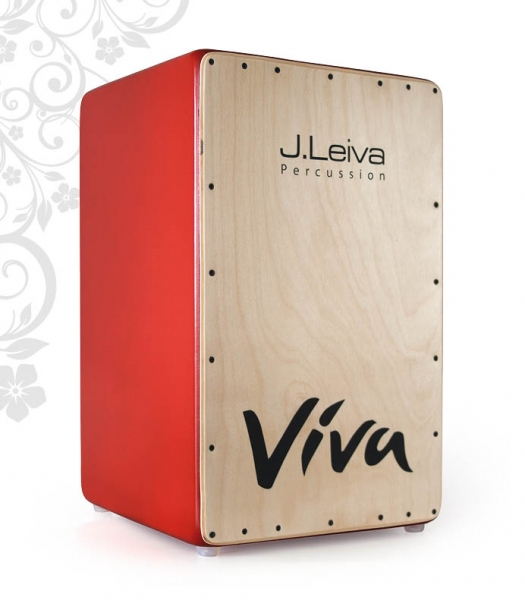 J.Leiva Viva Cajon Serie Model RED