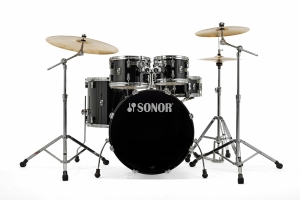 Sonor AQ1 Stage Set in Piano Black