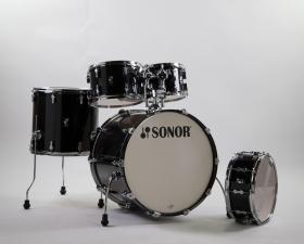 Sonor AQ2 Stage Set TSB Transparent Stain Black