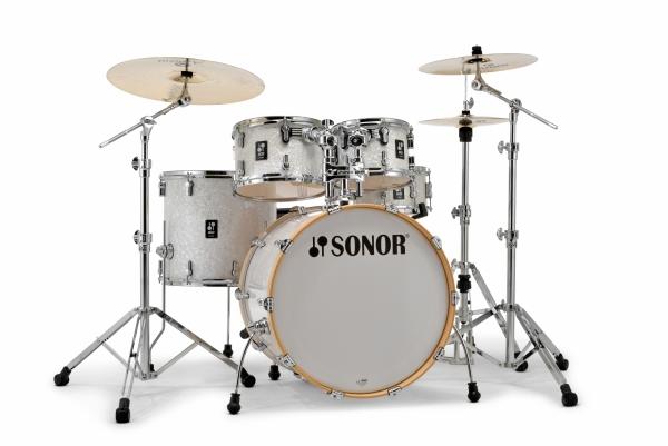 Sonor AQ2 WHP White Pearl