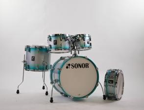 Sonor AQ2 Studio Set ASB in Aqua Silver Burst