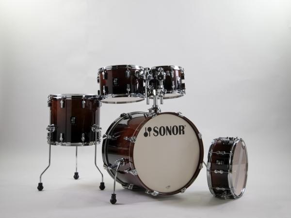 Sonor AQ2 Studio Set Brown Fade
