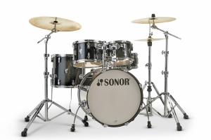 Sonor AQ2 Studio Set TSB Transparent Stain Black