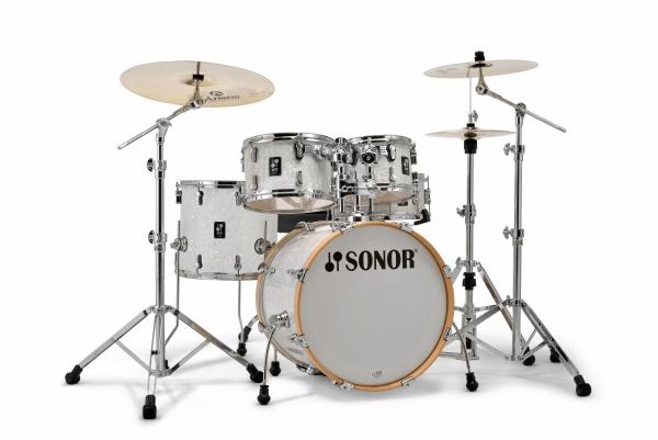 Sonor AQ2 Studio Set White Pearl