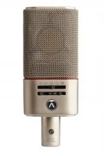 Das OC818 Studio Set inklusive Spinne beinhaltet ein Kondensatormikrofon
