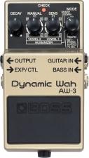 Boss AW-3 Wah Wah Pedal