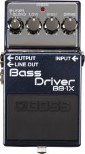 Boss BB-1X Next Generation Bass Driver Pedal