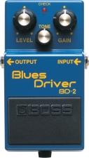 Boss BD-2 Bluesdriver Effektpedal