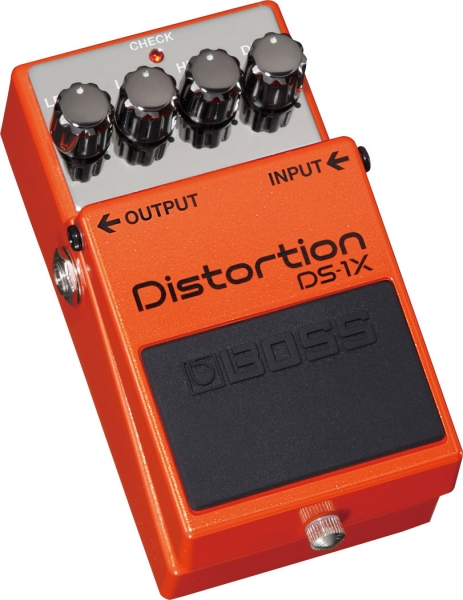 BOss DS-1X Next Generation Distortion Pedal