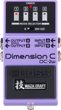 Boss Dimesion C Pedal Wazacraft Serie