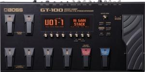 Boss GT-100 Multi Effects Processor