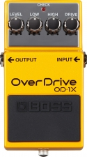 Boss OD-1X Over Drive Pedal