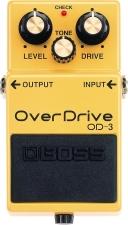Boss OD-3 Overdrive Pedal