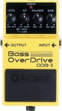 Boss ODB-3 Bass Turbo Overdrive Pedal