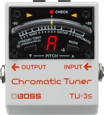 Boss TU-3S Chromatic Tuner Small