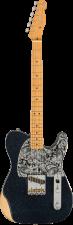 Die Vorderseite der Fender Brad Paisley Road Worn