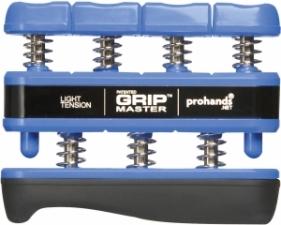 Gripmaster Light Tension Prohands Handtrainer in Blau