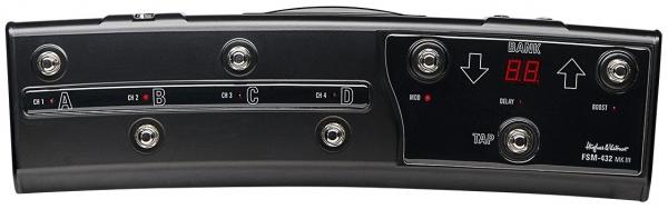 Hughes & Kettner FSM-432 MK-III