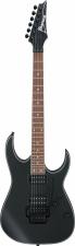 Die Ibanez RG320EXZ E-Gitarre von vorne in Black Flat