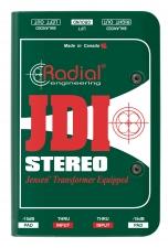 universelle, passive Stereo DI-Box