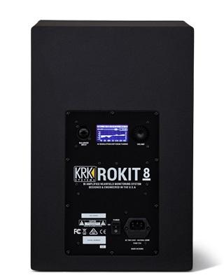 KRK RP8G4 Rokit Studiomonitor