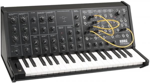 Korg MS20 Mini Analoger Synthesizer