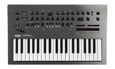 Korg Minilogue PG Synthesizer