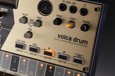 Korg Volca Drum Synthesizer Machine