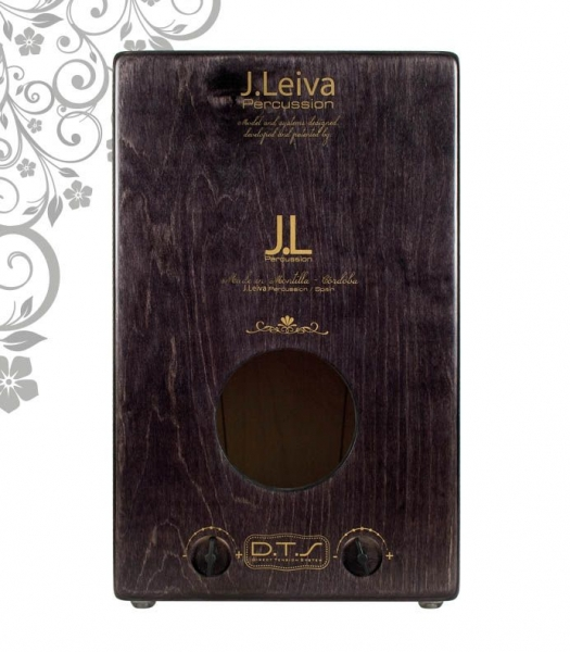 J.Leiva Percussion Cajon Alma Classé