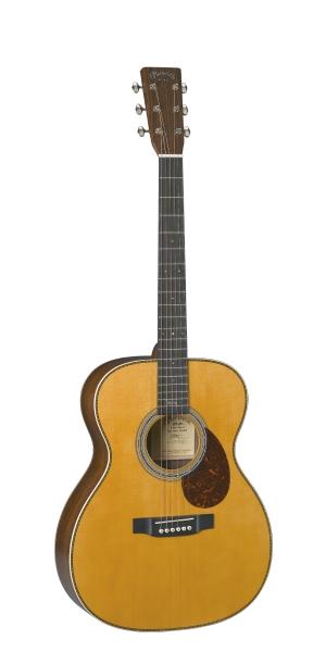 Die Martin OMJM ist eine Westerngitarre die in Zusammenarbeit mit John Mayer entstanden ist