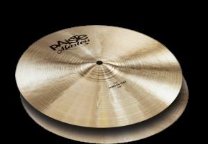 "Paiste Masters Thin HiHat Cymbals 16"""
