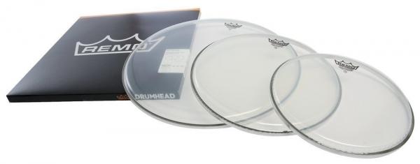 Remo Ambassador Clear Pro Pack 10 12 16