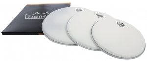 Remo Emperor Coated Pro Pack 10 12 14