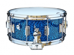Rogers Dynasonic Blue Onyx 14x6.5 Beavertail