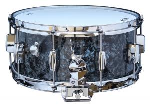 Rogers Dynasonic Snare 14 x 6.5 Black Pearl