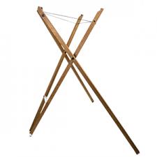 Der stabile Handpan Ständer ist aus Holz gefertigt