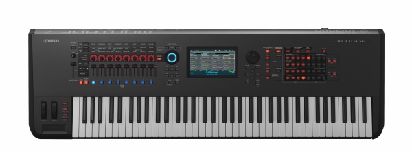 YAMAHA MONTAGE 7 Synthesizer Workstation