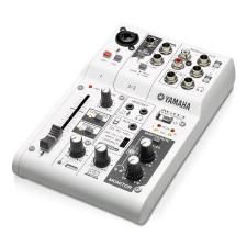 Yamaha AG03 Mixer mit USB Audio Interface