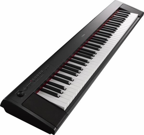 Yamaha NP-32BK Piaggero Piano