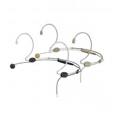 Miniatur Headset für Theater und Konferenzanwendungen in 2 verschienen farben