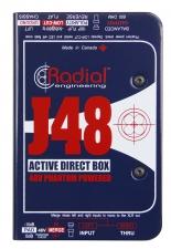 aktive DI Box