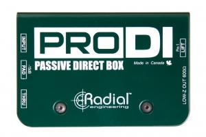 Passive High-End DI-Box